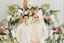 From The Engagement of Caca & Novan by AT Decoration