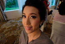 Ms. Jane (bridesmaid) by AT. MUA
