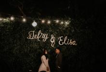 Jeffry & Elisa by Irene Jessie
