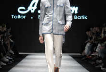 Men's fashion week 2019 by Atham Tailor