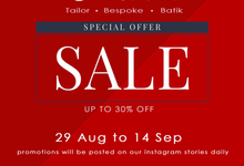 ONLINE SUPER SALE by Atham Tailor
