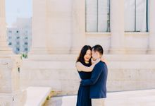 Pre-wedding Session by Elias Kordelakos