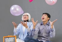 Ati & Irwan Prewedding by mrenofan photography