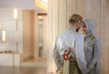 The Wedding of Atika & Kamal at Hotel Premiere Santika Bintaro by Trickeffect