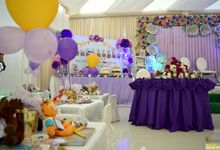 Atilano Wedding by Bearland Paradise Resort - Casa Blanca Convention Hall
