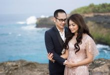 ANDRI & THERESIA -  BALI by AB Photographs