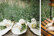 Gastronomic summer wedding in Provence by M&J Photography