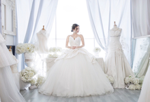 Collaboration Bridal Shoot with zWedding & Chris L by Aulifo Libli