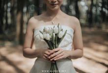 Prewedding Of Andra & Risti by alienco photography