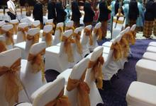 Wedding of Kara and Fachri by Aura Putri