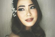 Make up for Bride  by Aurea Make up Artist