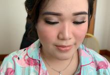 Make up for BCA AWARDS 2018 by Aurea Make up Artist