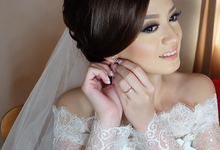 Nieta's wedding day  by aureliamakeup