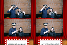 Photostrip Kartel Astra by Austin Photobooth