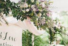 Tze Yip & Kai Hsin- A Backyard Wedding by Inlight Photos