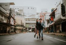 Couple Session of  Melyana & Husam by Autumn Story