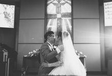 Alvin & Verine Holy Matrimony by Trayamata