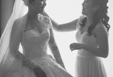 Alvin & Verine Wedding Preparation by Trayamata