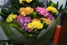 Fresh Flowers for Delivery by ZURIEE AHMAD CONCEPTS SDN BHD
