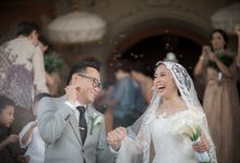 Anson & Vanessa Wedding at The Soori - Bali by Varawedding