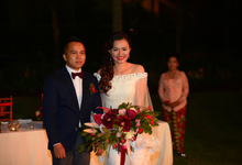 Intimate Garden Wedding at Sanur Bali by AVAVI BALI WEDDINGS
