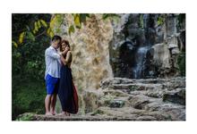 Intimate Wedding At the Beachfront Private Villa by AVAVI BALI WEDDINGS