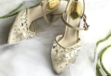 Journey to a Happily Ever After by Aveda Footwear