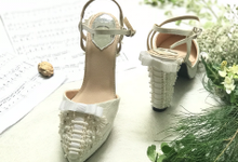 Chase your Dreams in High Heels, Princess by Aveda Footwear