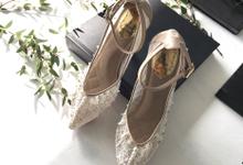 Wonderful in White by Aveda Footwear