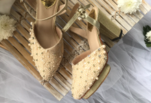 The Golden Hour by Aveda Footwear
