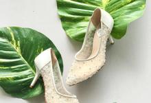 Crystals Clear by Aveda Footwear