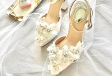 Where Flowers Bloom so does HOPE by Aveda Footwear