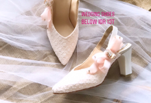 Stay Home & SAVE: Wedding Shoes below IDR 1jt by Aveda Footwear