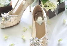 Crystals Clear by Aveda Footwear