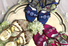 Sandals always appropriatefor Traditional Weddings by Aveda Footwear