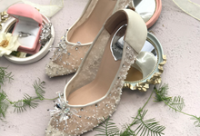 Leave Sparkles where ever you go by Aveda Footwear