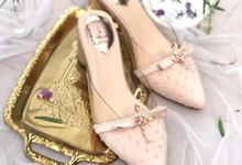 SELOP always Appropriate for KEBAYA by Aveda Footwear
