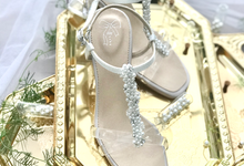 New Heel on the BLOCK: CRYSTALS CLEAR by Aveda Footwear