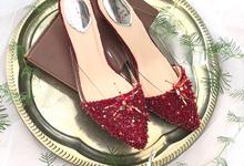 Selop Kebaya Series by Aveda Footwear