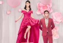 Think Pink !  by Aveda Footwear