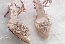 Ankle Strap Pumps by Aveda Footwear