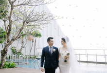 Jakarta wedding - Charles & Kitry by Avena Photograph