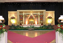 The Wedding Dilla dan Biva by Tyas Decoration