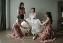 Wedding of Alvin and Vivian by Espoir Studio