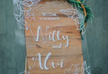 Willy & Alvi by Royal Tulip Gunung Geulis Resort & Golf