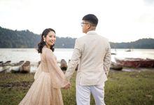 Wira & Ellen Prewedding by Cappio Photography