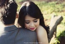 Prewedding Billy & Jeannette by Fileo Photography