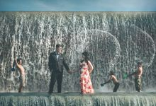 Evelyn & Adrian Prewedding at Bali by GoFotoVideo