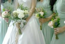 PHILIP DEBBY WEDDING by bridestore indonesia