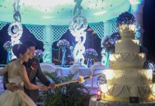 Wedding Day of Awie & Tiwi by D'banquet Pantai Mutiara